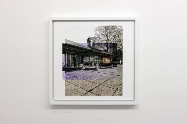 Ausstellungsansicht Kanzlerbungalow