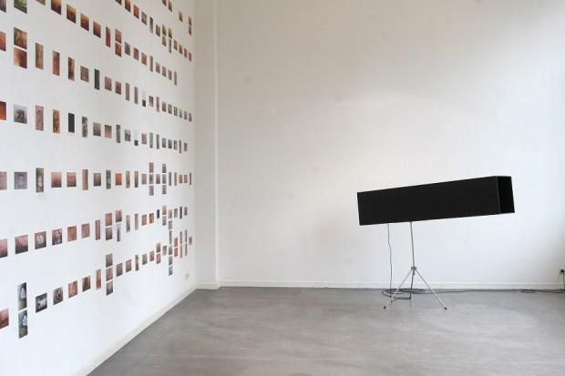 Ausstellungsansicht Kunstwerk Archiv I