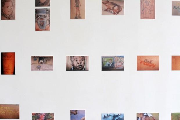 Ausstellungsansicht Kunstwerk Archiv II