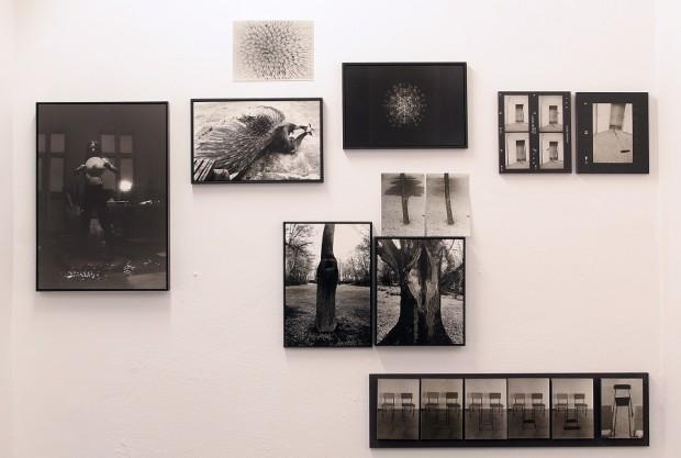 Ausstellungsansicht Kunstwerk Archiv III