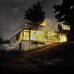 Dirk Brömmel, Villa Tugendhat 37, 2002, 100 x 100cm, Ed. 5, 125 x 125 cm, Ed. 3, C-Print, Diasec-Aludibond