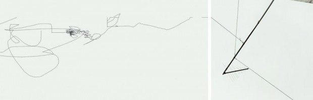 Dirk Brömmel, Impuls 1, 2001, Ed. 5, 75 x 28,5cm, Diasec,Aludibond