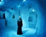 R. Riedler. Ice cave, Ski Dubai, Dubai 2006. Fake Holidays, C-Print, 100x100cm und 65 x 80 cm, je Ed.5+2AP