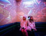 R. Riedler. Karaoke Kan Karaoke Club, Tokyo, japan, 2009. Fake Holidays, C-Print, 100x100cm und 65 x 80 cm, je Ed.5+2AP