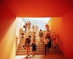 R.Riedler. Stairscase, Tropical Islands. Germany. 2007.Fake Holidays, C-Print, 100x100cm und 65 x 80 cm, je Ed.5+2AP