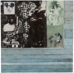 Ransome Stanley, Safari, 2009, Öl auf Leinwand, 110 x 150 cm