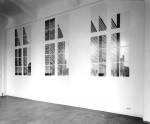 Stefan Kiess, Vis à Vis. Ausstellungsansicht in der Galerie 1999 (1. phototriennale in Hamburg)