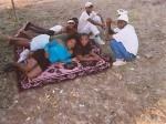 Zwelethu Mthethwa, Maidens 13, 2006, 57x 71 cm, Ed.4+2 EA, , 102 x 127 cm, Ed.2+2 EA, Diasec; gerahmt