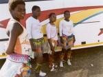 Zwelethu Mthethwa, Maidens 42, 2006, 57x 71 cm, Ed.4+2 EA, , 102 x 127 cm, Ed.2+2 EA, Diasec; gerahmt,