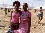 Zwelethu Mthethwa, Maidens 45, 2006, 57x 71 cm, Ed.4+2 EA, , 102 x 127 cm, Ed.2+2 EA, Diasec; gerahmt