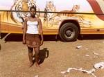 Zwelethu Mthethwa, Maidens 48, 2006, 57x 71 cm, Ed.4+2 EA, , 102 x 127 cm, Ed.2+2 EA, Diasec; gerahmt