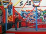 Hophop, 2009, 130x180cm