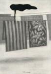Kyung-hwa Choi-ahoi, Tagebuch 11.9.2013, Bleistift auf Papier, 21 x 29,5cm