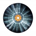 R. Riedler. The Unseen Seen: Krzysztof Kieslowski-Trois Couleurs: Bleu, 1993, Pigmentdruck-Acryl-Aludibond, Ed.5-+-2AP-60x60 cm-und-100x100 cm
