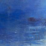 Cris Pink, Scintille, 2014, Öl auf Leinwand, 80x80cm