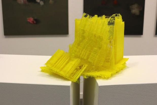 Fabian Hesse, Transparency International, 2012, ABS, Unikat, 21x25x18cm
