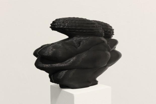 Fabian Hesse, Venus von Willendorf Remix, 2014, PLA, Edition7+2AP, 8x24x16cm