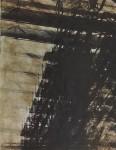 Stefan Kiess, o. T., 2013, analoge Fotoarbeit, Silbergelatine-Print, Acrylemulsion, Pigmente, Unikat, 132 x 102,5 cm
