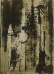 Stefan Kiess, o. T., 2014, analoge Fotoarbeit, Silbergelatine-Print, Acrylemulsion, Pigmente, Unikat, 149 x 105,5 cm