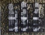 Stefan Kiess, o. T., 2015, analoge Fotoarbeit, Silbergelatine-Print, Acrylemulsion, Pigmente, Unikat, 100 x 127cm