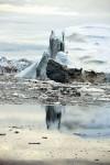 Stefan Hunstein, Ice 16, 2013, UV-Direct Print auf Glas, 112 x 152 cm, Ed. 5