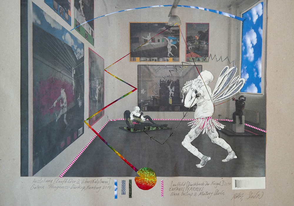 "Galerie Hengevoss-Dürkop   2014 ""Enfants Terribles"" – Nana Bastrup ..."