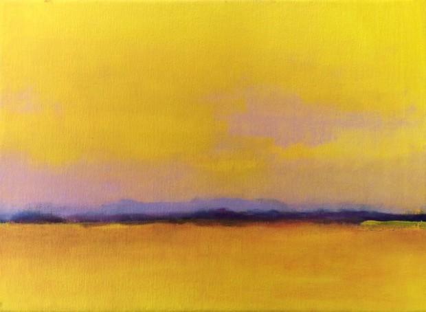 Cris Pink, Esto e Mallorca, 2016, 33 x 24 cm, Öl auf Leinwand