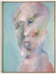 Altgewordener Silen, 1982, Acryl auf Leinwand, 80 x 60 cm