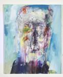 Mahler mit H, 2011, Acryl auf Leinwand, 60 x 50 cm