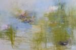 Cris Pink, Bird's song, 2014, 150 x 100 cm, Öl auf Leinwand