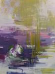 Cris Pink, Luz de tarde, 2013, 130 x 97 cm, Öl auf Leinwand