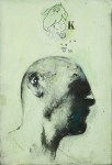 Ransome Stanley, Safari I, 2012, Mischtechnik, 100 x 70 cm