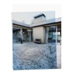 KB, Nr. 3, 1964/2016, © Collage - picture-alliance/dpa/Kurt Rohwedder, Mixed Media/Aludibond, 156 x 156 cm, 160 x 160 cm, Ed. 2