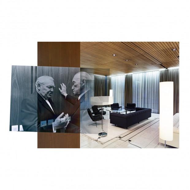 KB, Nr. 1, 1964_2016, ©Bundesregierung, Fotograf Georg Munker, Mixed Media_Aludibond, 106 x 106 cm, 110 x 110 cm, Ed. 4