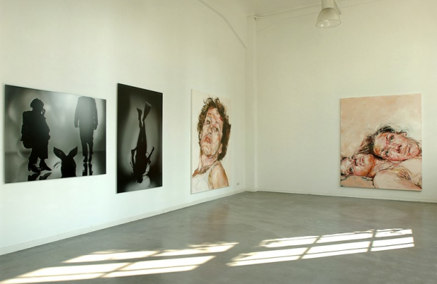 Ausstellungsansicht Beyond Paradise