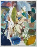 Pascal Vilcollet, Place Monge Nr.1, 2018, Öl, Acryl, 200 x 160 cm