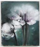 Flower Studies IX, 2020, Pastellkreide, 33x30cm