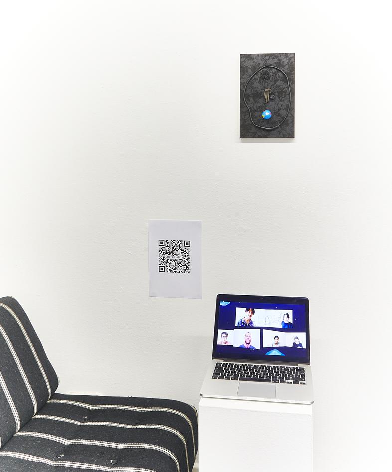 Ausstellungsansicht_Naho Kawabe_Camera Isolata