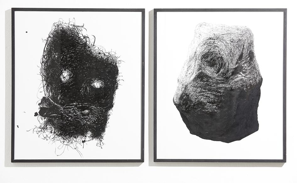 Ausstellungsansicht_Peter Boué_li 2.200€ re 2.900€