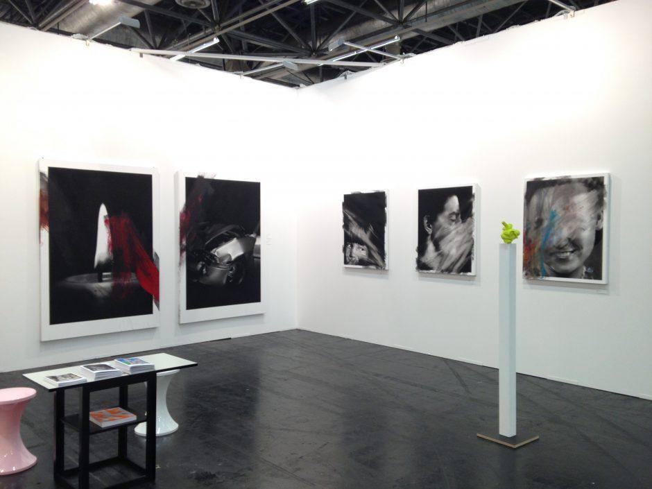 Valentin van der Meulen, ART FAIR Köln 2016