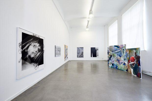 Ausstellung Carte Blanche 2018: Galerieansicht