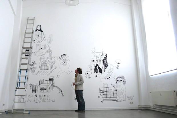 Work in Progress: Julien Roux, Apocalypses 2009